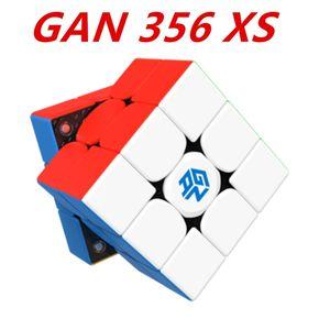 Cuberspeed gan 356xs 3x3 preto velocidade cubo gan356xs flagship 3x3x3 gan 356 xs gan 356 xs y200428