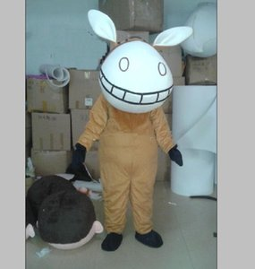 2018 Hot sale new Variety of Donkey mascot costumes props costumes Halloween free shipping