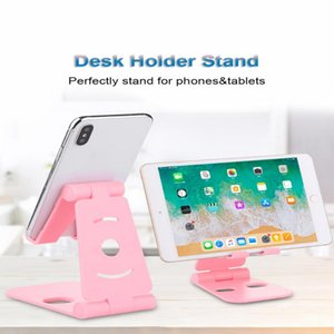 KISSCASE Rotating Tablet Desk Phone Holder For 11 Pro Max Cell Desktop Stand For Mobile Phone Stand Support 4.7-10 inch