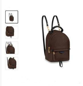 2021 جودة عالية الأزياء بو الجلود البسيطة حجم المرأة حقيبة الأطفال الحقائب المدرسية ظهره الينابيع سيدة حقيبة حقيبة السفر