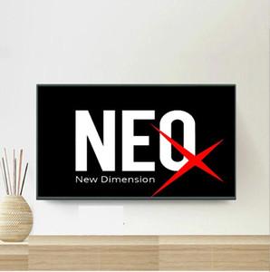 Neo Neox Neotv Pro 2 Vendita calda Arabo Francese Germania Spagna Belgio M3u Xtream 1 Year Garanzia per Android Smart TV Tablet PC Schermo Protezioni
