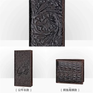 T25c Short Wallet Women PU Floral Prints oldable Multifunctional Credit men's leather Holder wallet Card trifold