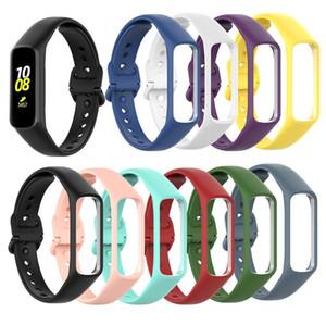 Band für Samsung Galaxy Uhr Fit2 Ersatzsport Silikonarmband für SM-R220 Sportgurt für Galaxy Fit 2 Armbänder Großhandel
