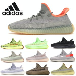 Big size mens womensrunning shoes fade carbon Best YEEΖY