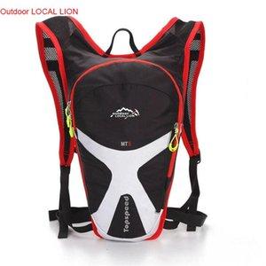 Açık Spor Çanta 15L Bisiklet Binme Çanta Döngüsü Ekipmanları İçin Holding Su MTB Yol Bisikleti Bisiklet Bisiklet Sırt Çantası s245