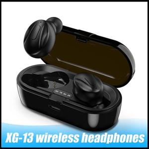 XG-13 Tws Bluetooth 5.0 Wireless Ohrhörer In-Ear-Stereo-Kopfhörer Geräuschreduzierung Sport Ohrhörer für Android-Telefon im Einzelhandel