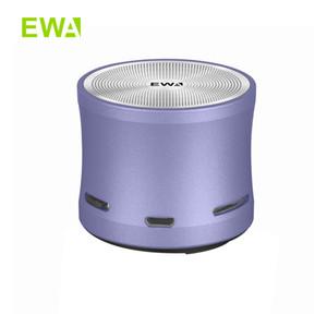 EWA A109 Mini haut-parleur Bluetooth High-Def Sound Sound Shutter à distance - Prenez le lecteur de carte TF Portable en métal sans fil