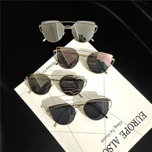 Small Sunglasses Women Holiday Beach People Take Photos Round Face Personality Butterfly Fashion New 2019