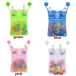 Toys Baby Kids Bath Tub Toy Tidy Storage Suction Cup Bag Mesh Bathroom Net Organiser 5 N62MR
