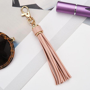 New Tassel Key Chain Women Cute Tassel Key Chain Charm Bag Accessory Silk Tassels Car Key Ring Gift Jewelry Eh387 H bbyfBO