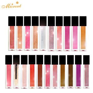 Metall Flüssiglippenstift 21 Farben Wasserdichte Make-up Metallic Lip Gloss Langlebiger Schimmer Glitter Lip Gloss Tint