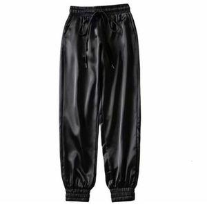 CINESSD 2020 Spring Casual Sweatpants Pants Side-Stripe Joggers Women Loose Elastic Waist Sportswear Women's Pants Trousers T02