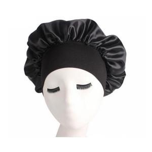 Women Bonnet Chemo Cap Designer Durag Hats Durags Muslim Satin Breathable Bandana Sleeping Turban Hat Womens Headwra wmtOJm beauty888