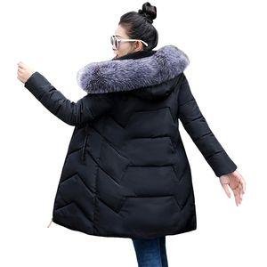 6XL 7XL Plus Size Women Parkas Big Fur Winter Hooded Long Down Jacket Female Coat Thick Warm Winter Jacket for Women New 201217