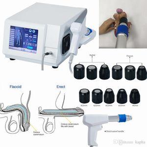 Новая низкая интенсивность портативной ударной волновой терапии ESWT Shock Wave Therapy Machine Audwave Erectile Dysfunction