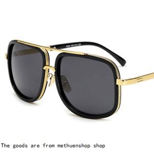 Güneş Gözlüğü Seyahat Popüler YYJJ 2020 Parti Varış Renkli Erkekler Gözlükler Klasik Unisex Moda Vintage Açık Güneş Gözlüğü KQLST Squar Fvip