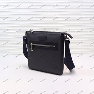 Menores clásicos de un bolso de hombro Cross Bag Small Messenger Bag Bolsa de diseño de lujo, Tamaño: 21 * 23.5 * 4,5 cm, envío gratis, 001