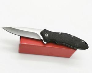 Новый 1830 Tactical Flipper складной нож EDC Pocket Noys Ножи Ножи выживания Карманные ножи с оригинальной бумажной коробкой