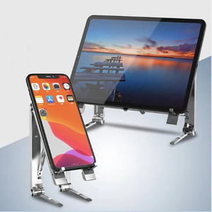 Universal Desktop Support for Tablet, Metal Rotation, for iPad 7.9, 9.7, 10.5, 11 inch, Samsung, Xiaomi, Huawei