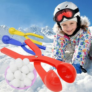 1pc 36cm Snowball Maker Winter Snow Sand Tool Playing Snow Tools Toys for Kids Snowballs Fight Outdoor Sport