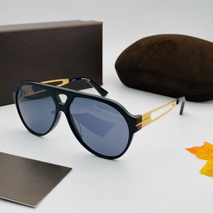 New fashion design pilot sunglasses 778 metal temples popular avant-garde style protection uv400 glasses top quality