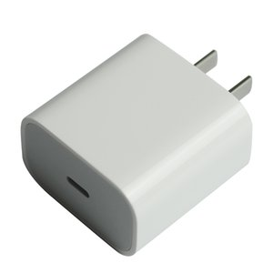 USB C Wall Charger 18W Power Delivery PD Quick Charger Adapter TYPE C Charger Plug Fast Charging for iPhone 12 11 Pro max