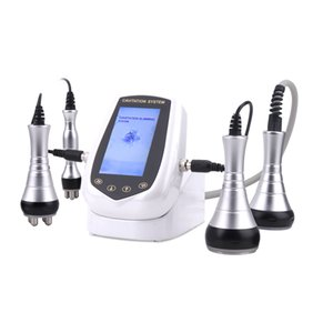 2021 Radio frequency 40K ultrasound cavitation vacuum 4 in 1 fat burning slimming machine RF skin tightening slimming machine DHL Free Shipp