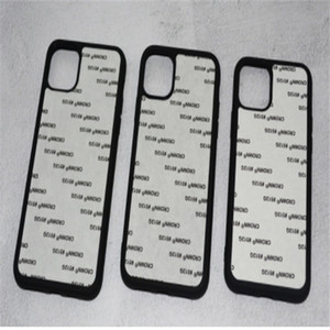 2D Sublimation Hard Plastic DIY Designer Phone Case PC Sublimating Blank Back Cover for iPhone 12 11 XS MAX Samsung Note20 A21 izeso