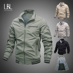 Autumn Jackets Men Winter Military Airsoft Bomber Jacket Coat New Pilot Jacket Air Force Casual Cargo Jacket Men Clothing 201120