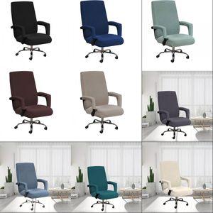 Моющийся стул Набор задней крышки Многоцветная домашняя очистка Упругого корпуса Офисное оборудование Компьютеры Кресло Поручники Capty Hot Sale 22SP G2