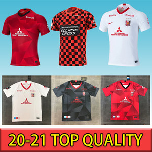2020 2021 Urawa Diamantes Vermelhos Maillots de pé Fabricio Futebol Jerseys Home Makino Kashiwagi Camisa de Futebol