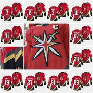 Vegas Golden Knights Women 2021 Reverse Retro Jersey 29 Marc-Andre Fleury Ryan Reaves Mark Stone 90 Robin Lehner 9 Cody Glass Jerseys
