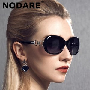 Para 2020 Moda Mujeres Gradient Nodare Nodare Vintage Gafas de gran tamaño Mujer Sun Sun Gafasses Classic Designer Diple