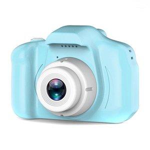Mini Dijital Çocuk Kamera Oyuncaklar 2 inç HD Ekran Çocuklar Için USB Chargable Hediye KQS81