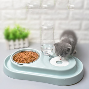 Dog Kom Kat Kitten Drinking fountain Eat Dish Voerbak Good Automatic water Feeder For Cat Dead