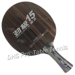 Original DHS Power G15 PG15 Ebony Table Tennis Blade ping pong Blade for table tennis racket bat Z1120