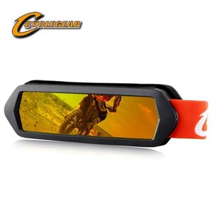 New horizontal screen Glasses Motorcycle cross country goggles riding goggles outdoor glasses anti fog goggles cg17