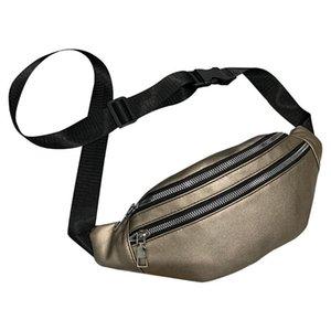 Designer-Aelicy 019 Newest Hot Women Girls Colorful Waist Fanny Pack Belt Bag Pouch Hip Bum Bag Travel Sport Small Purse Chest T28