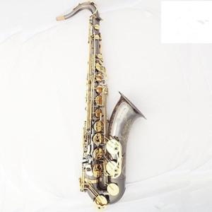 Nuovo sassofono del tenore Yanagisawa di alta qualità sax B Saxophone del tenore piano che gioca professionalmente Paragrafo Musica Black Saxophone Trasporto libero