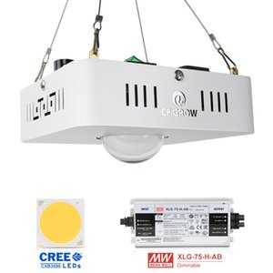 CXB3590 plant growth light 3500k   5000K high PPED full spectrum plant light, suitable for hydroponic vegetable and flower growth