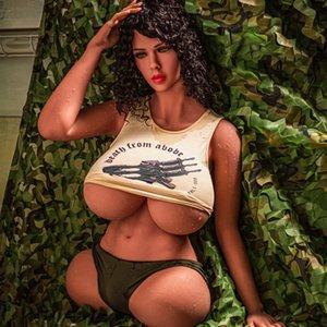 Half Body Sex Doll Torso Big Boobs con tette grandi Tette da 32 kg Peso Adulto Amore Big Ass Sexdoll per gli uomini