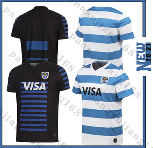 Argentina New Home Away Rugby 2020 2021 Jersey Scotland Rugby Giappone UAR Argentina Home Rugby 20 21 Jersey Taglia S-5XL