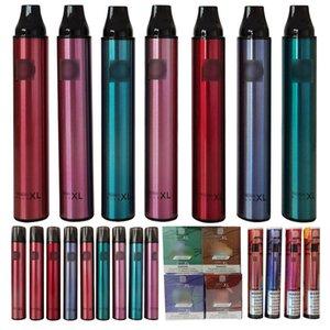 Cigarro de vape de vape de alta gama Eletronico Sigaretta Elettronica Cigarrillo electrónico desechable 3.5 ml 1500 Puffs Posh XL Fabricación