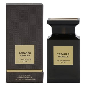 En stock Fragrance de parfum pour homme Femme Tobacco Vanille Oud Ford Soleil Blanc Parfum Spray 100ml Tom Parfum de haute qualité Livraison gratuite