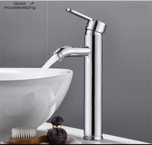 Single Handle Bathroom Basin Faucets Cold Hot Mixer Basin Sink Tap Black Water Kitchen Faucet Bathroom Accessories