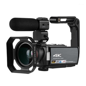 4K كامل hd 3 بوصة المهنية الرقمية كاميرا hd dv 16x للرؤية الليلية wifi ميكروفون صور كاميرا الفيديو للفيديو الحذاء الساخن كاميرا المنزل 1