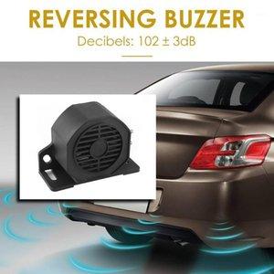 12-60 V Auto Reverse Siren Seaper Suono Avvertimento Avvertimento Allarme Allarme Allarme Car Truck Vehicle Horn Vehicle Reversibile Promemoria Allarme SECUR1