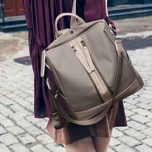 Borse da donna Zaino SWDF Girls Borsa moda borsa da donna Grande cerniera per sacchi Lady Viaggio Capacità femmina SBCJK