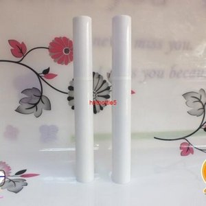 Free Shipping 15ml White plastic Vacuum Pump Lucifugal Pen Bottle Lotion Eye Cream Liquid Foundation Empty Cosmetic Containershigh qualtity