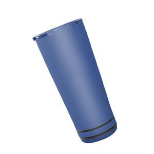 18oz Bluetooth Water Bottle Outdoor Portable Waterproof Speaker Double Wall Stainless Steel Wine Tumbler Music Cup
